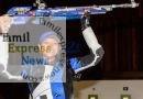உலகக் கோப்பை துப்பாக்கிச் சுடும் போட்டியில் தமிழக வீராங்கனைக்கு தங்கம்