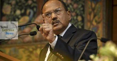 வன்முறை நடைபெற்ற பகுதிகளை தேசிய பாதுகாப்பு ஆலோசகர் அஜித் தோவல் நேரில் ஆய்வு