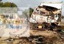 அரசுப் பேருந்து மீது சரக்கு லாரி மோதிய விபத்தில் 3 பேர் பலி – 34 பேர் காயம்