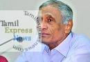முன்னாள் ஐ.ஏ.எஸ் அதிகாரி பி.என்.யுகாந்தர் காலமானார்