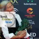 சிறந்த நடிகைக்கான விருது பெற்ற 84 வயது மூதாட்டி பெனடிக்டா சான்ச்செஸ்..!!