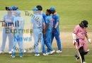 U-19 உலகக்கோப்பை கிரிக்கெட் : ஜப்பானை வீழ்த்திய இந்திய அணி!